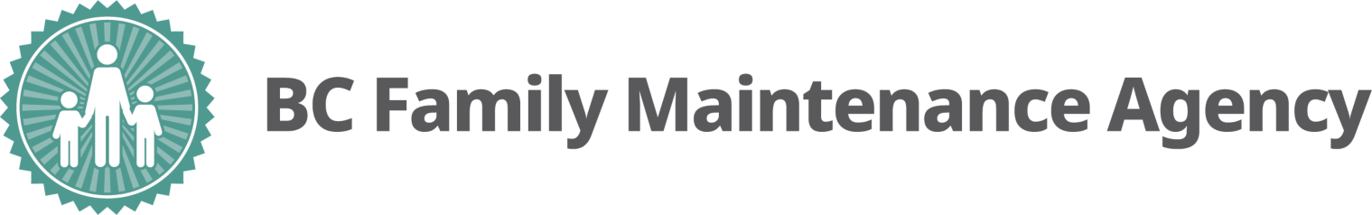 BC Family Maintenance Agency Logo