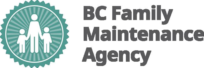 BC Family Maintenance Agency Logo